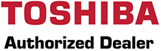 Toshiba Authorized Dealer