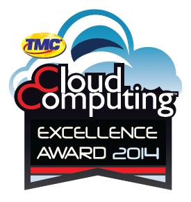 TMC Cloud Computing Excellence Award 2014